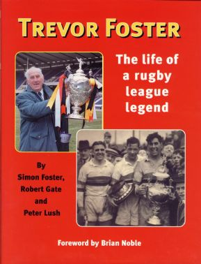 TREVOR FOSTER - The Life Of